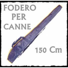 Fodero LL BLU 150cm per canne