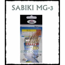 Sabiki Mg-3 Bolentino 7 ami