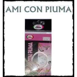 5 Ami con Piuma Trainetta