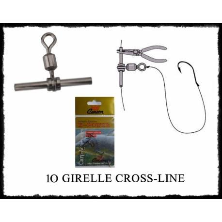 10 Cross Line Con Tubino