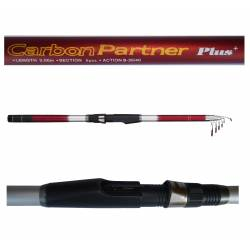 Canna Carbon Partner Plus Azione 30/40g Pesca Fondo