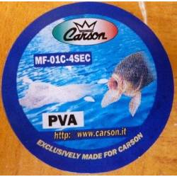10 sacchetti piccoli in pva da pesca carpfishing