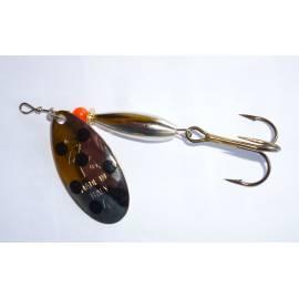 cucchiaino heron lucciola argento puntini neri