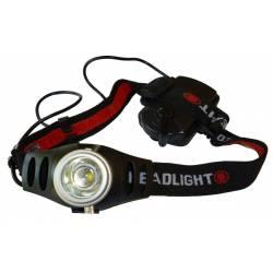 high power zoom headlamp lampada da testa