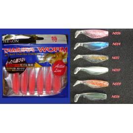 tamura worm heron shad MF-36 60mm