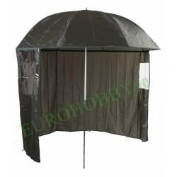 Ombrellone 2.20mt con tenda