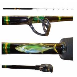 Canna Tuna 20/50lb Pesca Drifting Tonno