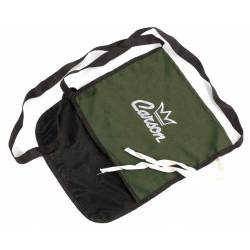 sacchetto con rete porta bigattini grande cm38x35