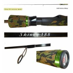 Canna da Pesca Spinning Trout Area 1.88m 0/10g - Carson Skinny