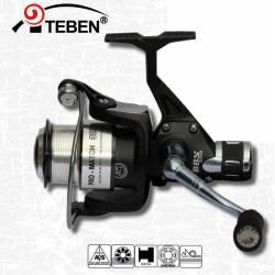 Mulinello da Pesca Inglese Ledgering - Teben BBS 3000