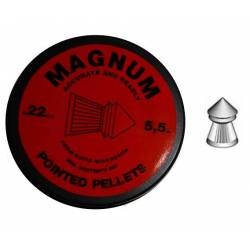 500 pallini magnum cal. 5.5mm