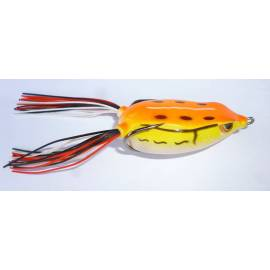 super frog rana artificiale 6cm aranc