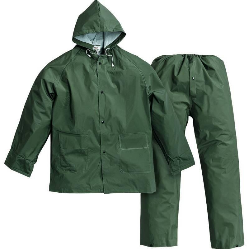 LUCKGXY Adulto Impermeabile Pantaloni Pioggia Outdoor Riflettente Tuta da Pesca Impermeabili Rainwear per Moto Bike Campeggio Equitazione,XXL