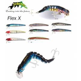 strike pro flex x crank