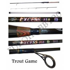 Canna Trout Game Exces 2.10m 1/8g
