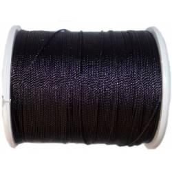 filo nero 45mt per legature anelli e placche canne da pesca