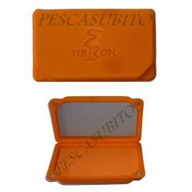 scatola porta cucchiini e ondulanti spoon trota lago arancio