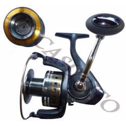 Mulinello da Pesca - Carson Black Dog 9000