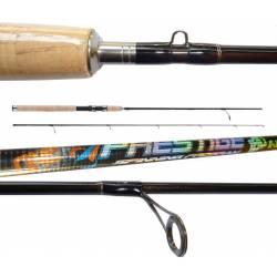 Canna Pesca a Spinning Trota Black Bass Spigola - Prestige 1,80m 10/30gr