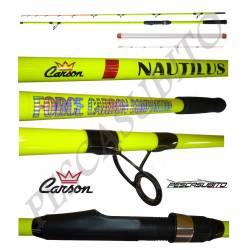 Canna Bolentino 3Mt In Carbonio - Nautilus 250Gr
