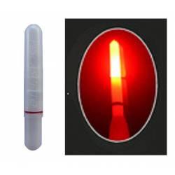Starlight con led rosso elettronico per galleggiante da pesca
