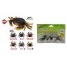 Granchi in gomma - Strike Pro Finesse Crab