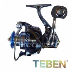 Mulinello da Pesca Bolognese Trota Spinning - Teben T 3500