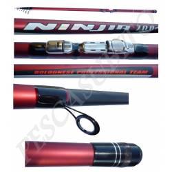Canna da Pesca Bolognese 5 Metri in Carbonio - Ninjia 500