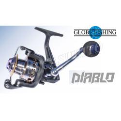 Mulinello Frizione Anteriore Spinning Bolognese - Globe Fishing Diablo 2000