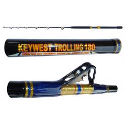 Canna da Pesca Tonno Drifting - Leader Line Key West 80Lbs