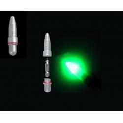 Starlight a Led Verde con Batteria - Mod. Piccolo 4mm
