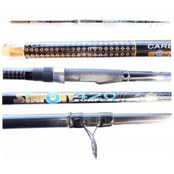 Canna Surfcasting Telescopica in Carbonio / Sinfony 4,20Mt - 180Gr