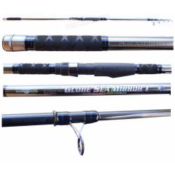 Canna Surfcasting Telescopica in Carbonio / Globe Sea Mirror 4.20Mt 90-160Gr