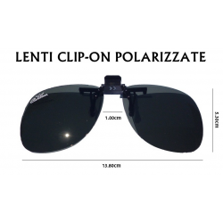Lenti Polarizzate Clip-On