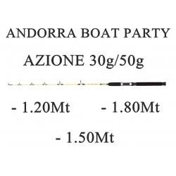 Canna Andorra Boat Party