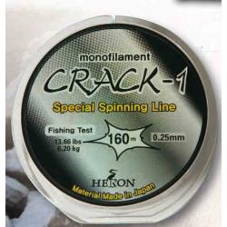 Monofilo Filo 160Mt Spinning - Heron Crack-1