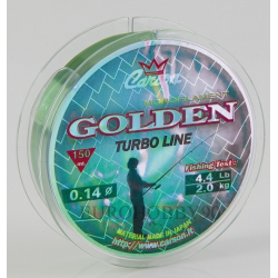 Monofilo da Pesca - Carson Golden Turbo Line 150Mt