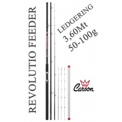 Canna Revolution Feeder 3.60m 50/100g