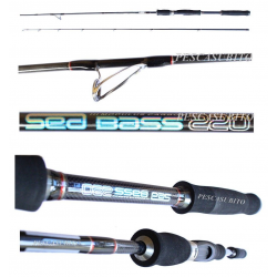 Canna Spinning Mare - Sea Bass 2.60Mt 20/70Gr