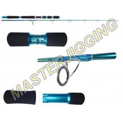Canna da Pesca Vertical Jigging - 10/30lbs - Carson Master Jigging