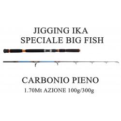 Canna da Pesca Vertical Jigging - 1.70Mt 100/300g - Carson Ika