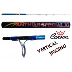 Canna da Pesca Vertical Jigging - Max 250gr - Carson Anthias Special