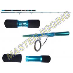 Canna da Pesca Vertical Jigging - 20/60lbs - Carson Master Vertical Jigging