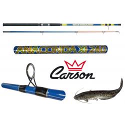 Canna Siluro - Anaconda 2.40Mt