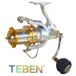 Mulinello da Pesca Surfcasting Light Drifting - Teben Globe Eagle