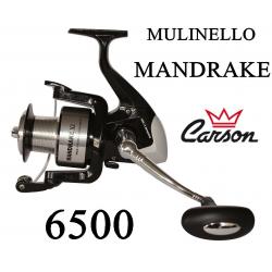 Mulinello da Pesca - Carson Mandrake 6500