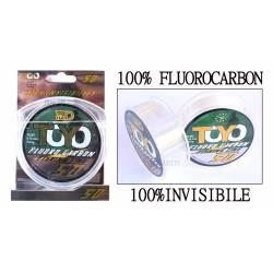 100% Filo da Pesca Fluorocarbon - Toyo