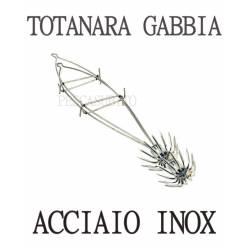 Totanara a Gabbia Piccola - Calamari Totani