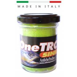 Pasta Verde Chiaro Trota Affondante - One Trout