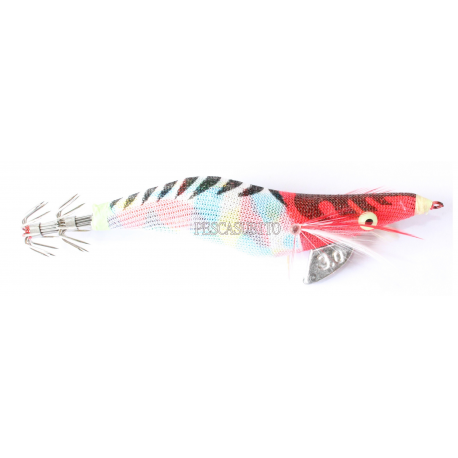 Totanara Classica 3.0 Egi Pesca Seppia - Testa Rossa